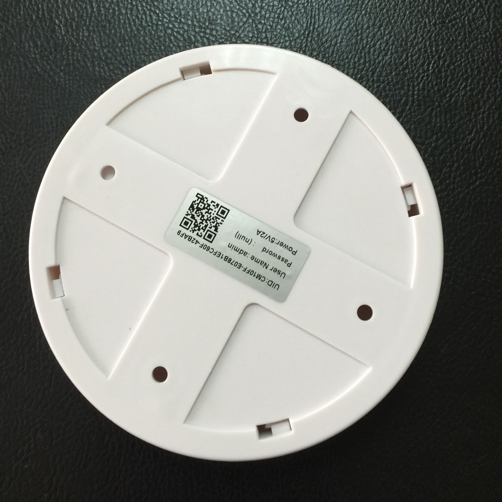 wireless hd 1080p smoke detector motion dvr real time digital video camera dv. Black Bedroom Furniture Sets. Home Design Ideas