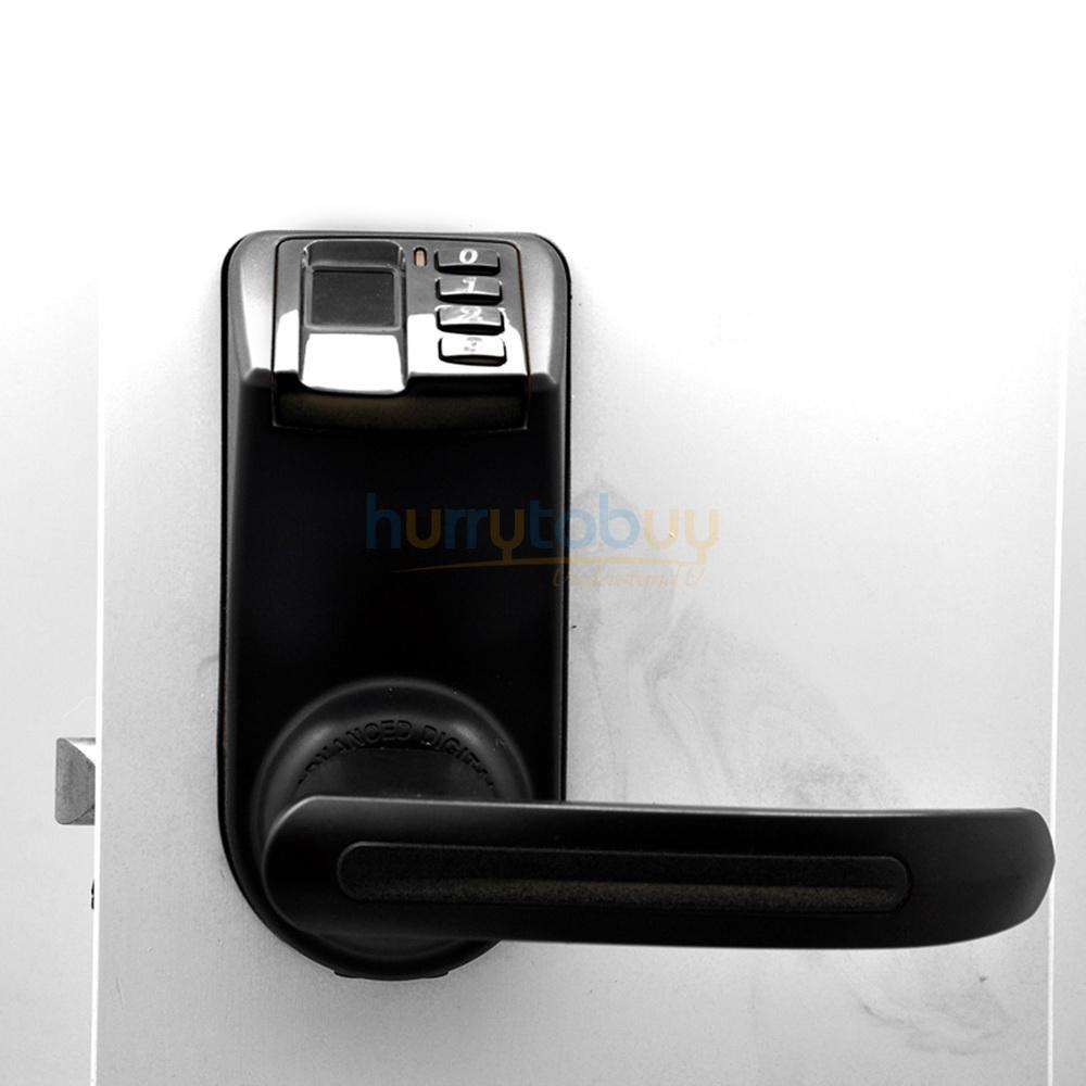 Adel Ls9 Door Lock Biometric Fingerprint Keyless Password
