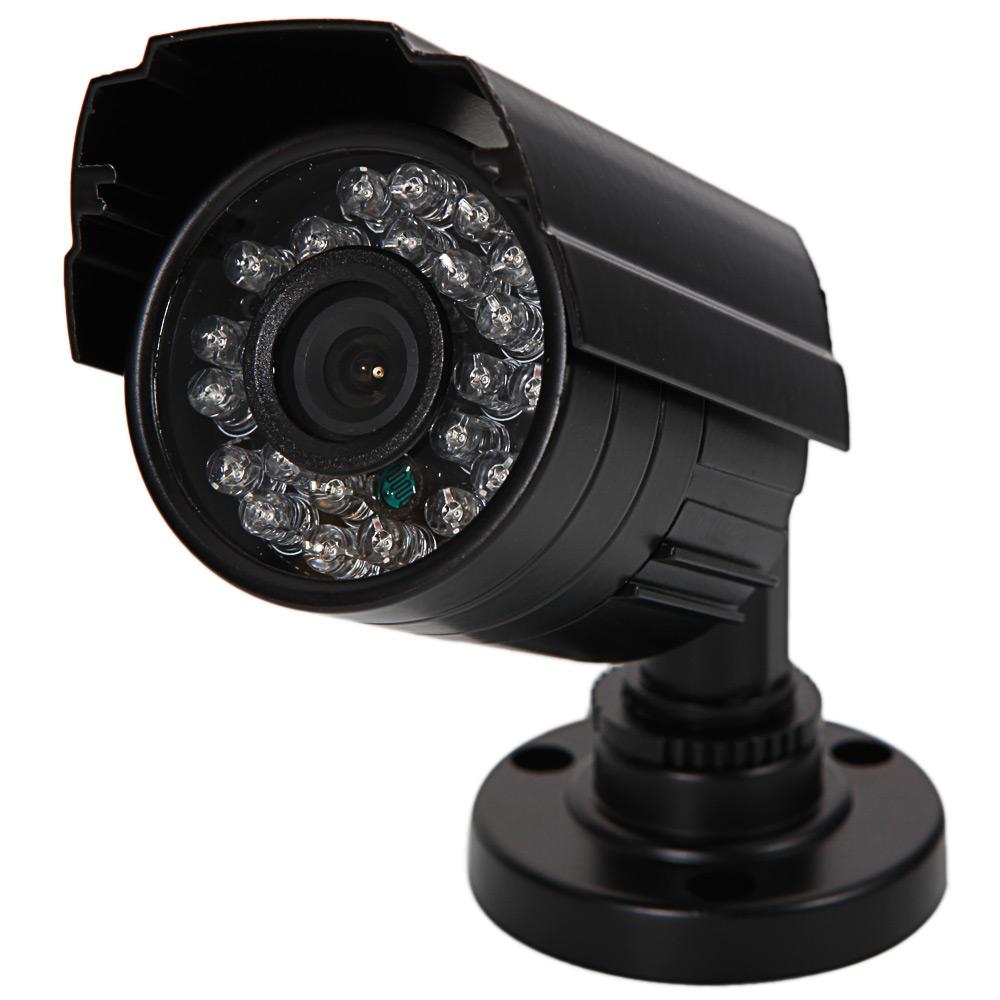 1300tvl hd color ir cut outdoor home cctv security camera ir night vision system ebay. Black Bedroom Furniture Sets. Home Design Ideas